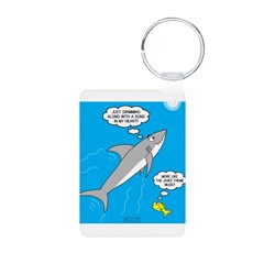 Shark Song Keychains