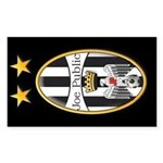 Joe Public FC Rectangle Sticker