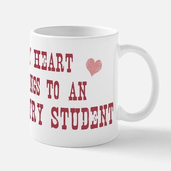 Belongs to Optometry Student Mug