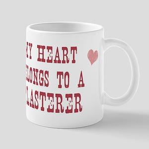 Belongs to Plasterer Mug