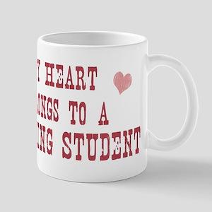 Belongs to Planning Student Mug