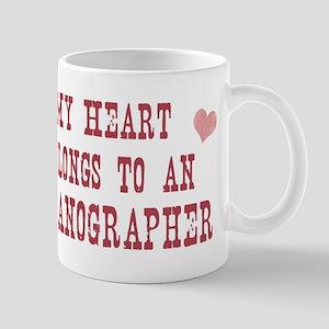Belongs to Oceanographer Mug