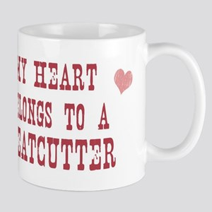 Belongs to Meatcutter Mug