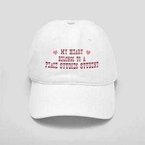 Belongs to Peace Studies Stud Cap