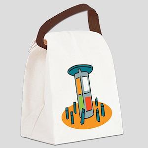 reclamezuil Canvas Lunch Bag