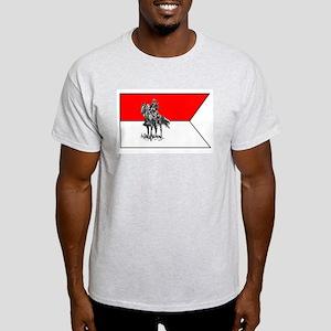 Guidon Ash Grey T-Shirt
