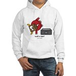 Bust a hoof Hooded Sweatshirt