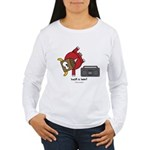 Bust a hoof Women's Long Sleeve T-Shirt