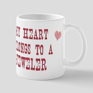 Belongs to Jeweler Mug