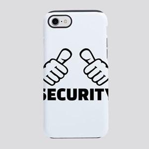 Security iPhone 8/7 Tough Case