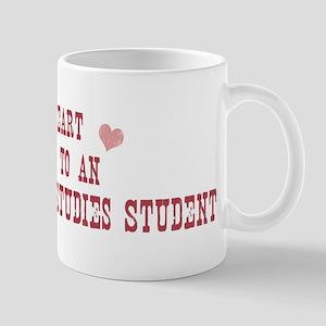 Belongs to International Stud Mug