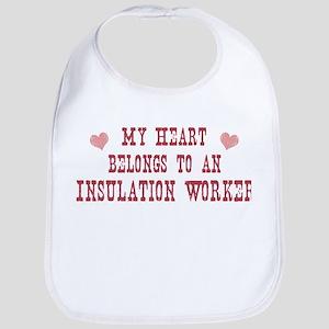Belongs to Insulation Worker Bib