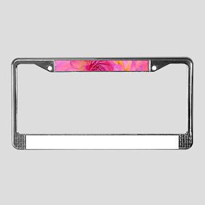 Light Within License Plate Frame