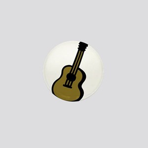 Guitar Mini Button