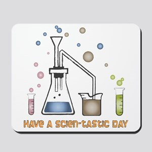 Scien-tastic Day Science Mousepad