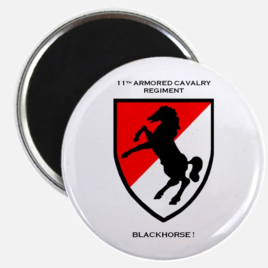 "Blackhorse 2.25"" Magnet (10 pack)"