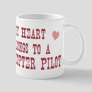 Belongs to Helicopter Pilot Mug