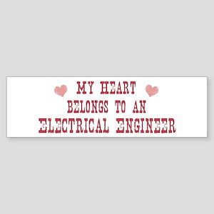 Belongs to Electrical Enginee Bumper Sticker
