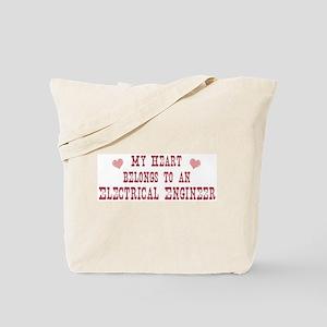 Belongs to Electrical Enginee Tote Bag