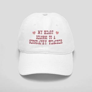 Belongs to Geography Teacher Cap