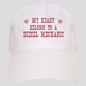 Belongs to Diesel Mechanic Cap