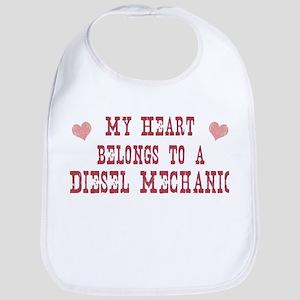 Belongs to Diesel Mechanic Bib