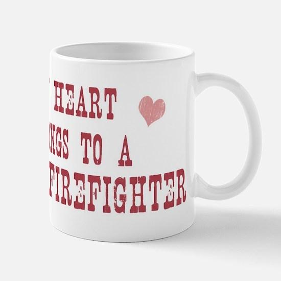 Belongs to Forest Firefighter Mug