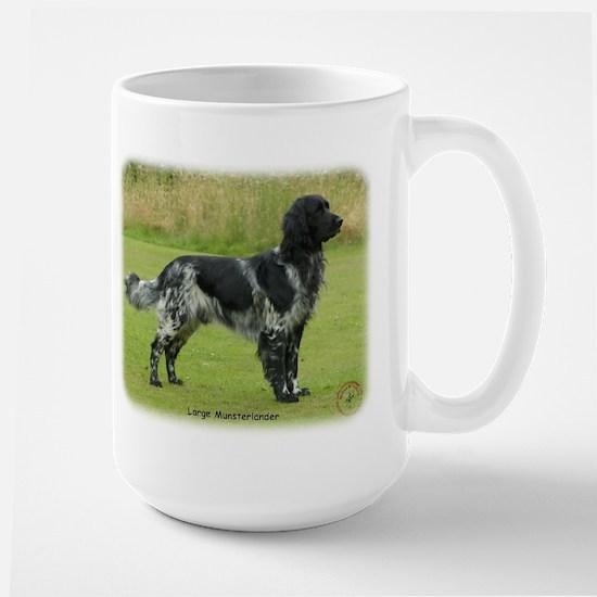 Large Munsterlander 9W020D-031 Large Mug