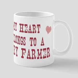 Belongs to Dairy Farmer Mug