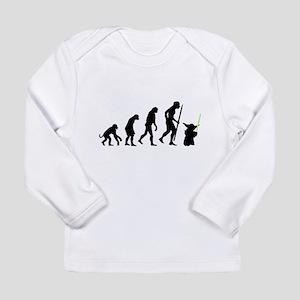 Evolution of the light sides Long Sleeve T-Shirt
