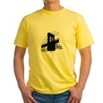 Yellow T-Shirt - The Bridge!