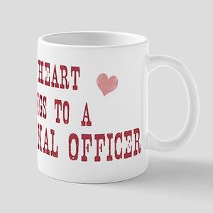 Belongs to Correctional Offic Mug