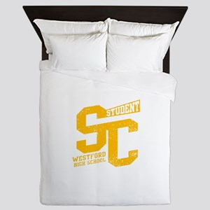STUDENT WESTFORD HIGH SCHOOL Queen Duvet