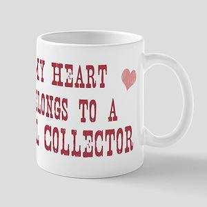 Belongs to Bill Collector Mug