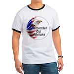 Remember Our Veterans Ringer T