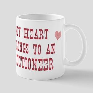 Belongs to Auctioneer Mug
