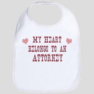 Belongs to Attorney Bib