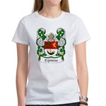 Espinosa Family Crest Women's T-Shirt