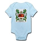 Espinosa Family Crest Infant Creeper