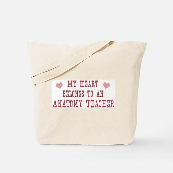 Belongs to Anatomy Teacher Tote Bag