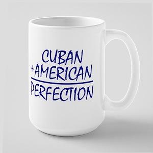 Cuban American heritage Large Mug
