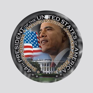 44th President - Ornament (Round)