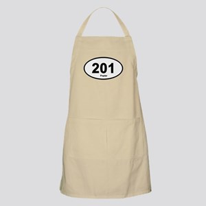 201 Poplar BBQ Apron