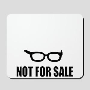 Bernie Sanders Not For Sale Mousepad