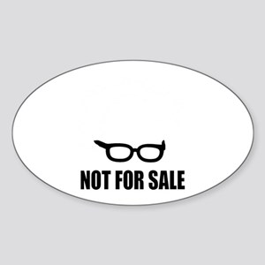 Bernie Sanders Not For Sale Sticker