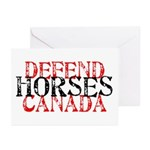 CHDC Defend/Red: Greeting Cards (Pk of 10)