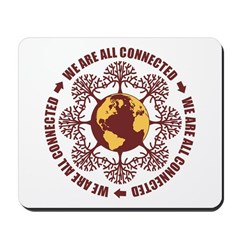 All Connected Mousepad