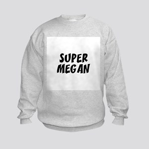 Super Megan Kids Sweatshirt