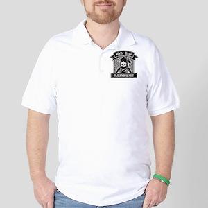 Belle Reve Penitentiary Golf Shirt