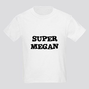 Super Megan Kids T-Shirt